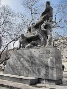 Monumento agli ammutinati della Corazzata Potemkin