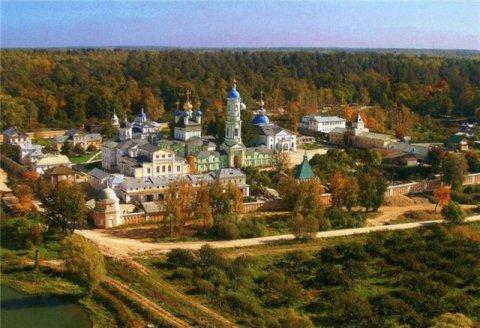 Risultati immagini per monastero di optina